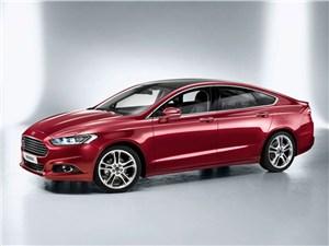 Ford рассекретил новое поколение Mondeo