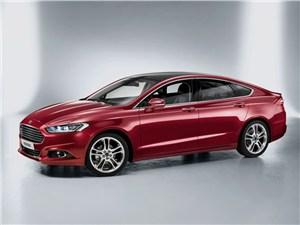 Парижский автосалон: Ford Mondeo – седан, лифтбек и универсал