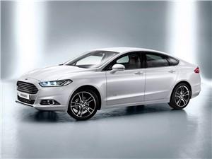 Предпросмотр ford modeo 2013 вид спереди
