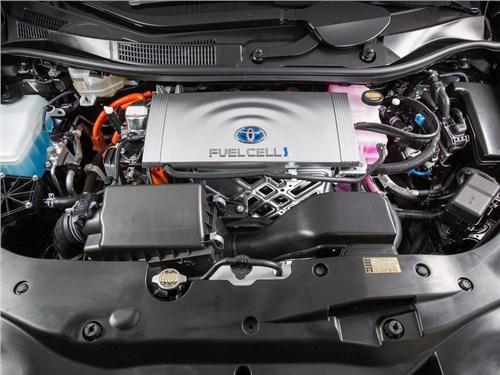Пять автопроизводителей займутся развитием сегмента водородных автомобилей