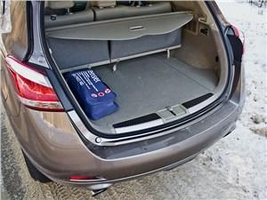 Nissan Murano 2010 багажное отделение