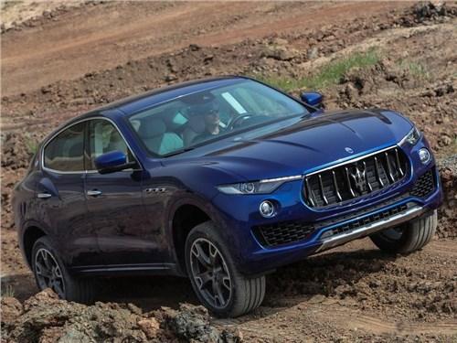 Maserati назвала стоимость своего первого кроссовера в России