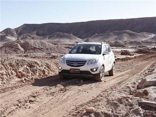 Новость про Changan - Changan наладит серийное производство своих автомобилей в России