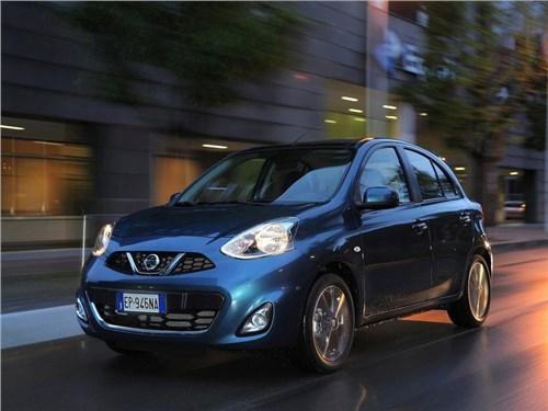 Новость про Nissan Micra - Nissan назвал дату выхода на рынок самого маленького «беспилотника»