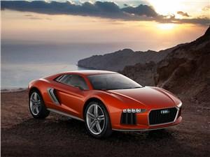 Audi Nanuk quattro concept 2013 вид спереди