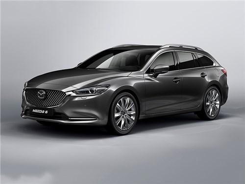 Обновленная Mazda6: теперь и универсал