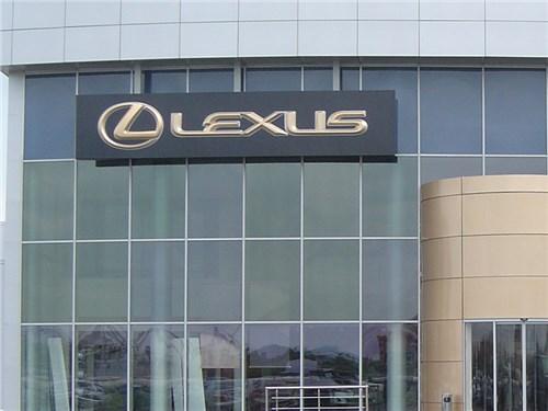 Новость про Lexus - Россияне стали покупать больше автомобилей марки Lexus