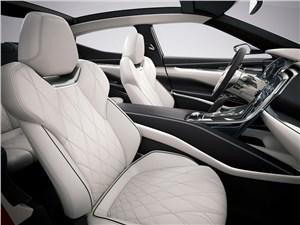 Предпросмотр nissan sport sedan concept 2014 передние кресла