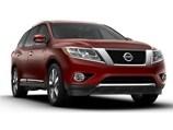 Серийный Nissan Pathfinder не отличается от прототипа