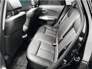 Nissan Juke 2012 задний диван
