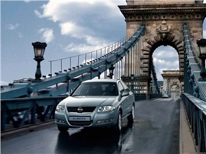Nissan Almera Classic -