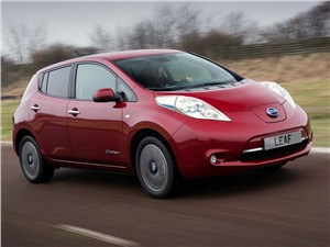 Nissan Leaf <br />(хэтчбек 5-дв.)