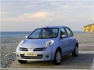 Больше, чем кажутся (Toyota Yaris, Nissan Micra, Mitsubishi Colt) Micra