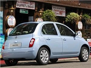 Долговечные игрушки (Nissan Micra, Toyota Yaris, Subaru Justy, Suzuki Swift) Micra -