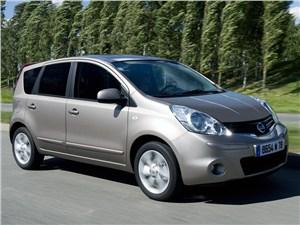 Большое в малом (Ford Fusion,Nissan Note,Opel Meriva,Honda Jazz) Note