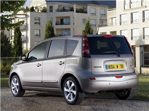 Большое в малом (Ford Fusion,Nissan Note,Opel Meriva,Honda Jazz) Note -