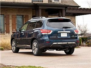 Nissan Pathfinder -