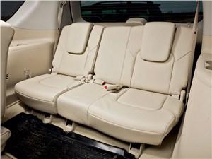 Nissan Patrol 2010 задний диван