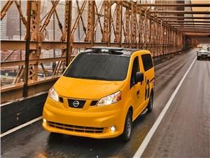 Предпросмотр nissan nv200 taxi 2014 вид спереди фото 3