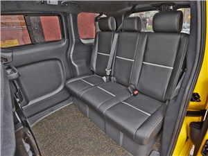 Предпросмотр nissan nv200 taxi 2014 задний ряд