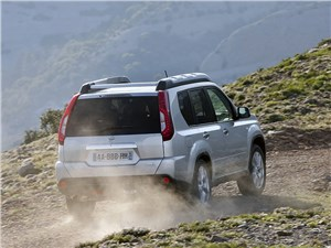 По дорогам и не только (Toyota RAV 4, Honda CR-V, Nissan X-Trail (02- 04 гг.)) X-Trail -