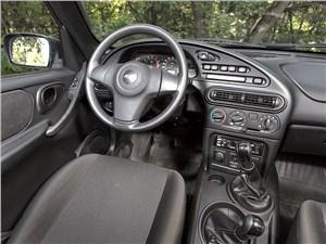 Chevrolet NIVA 2009 салон