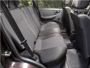 Chevrolet NIVA 2009 задний диван