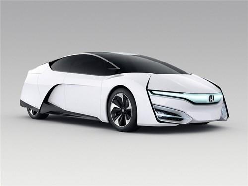 Hyundai и Honda планируют продолжить разработку водородных автомобилей