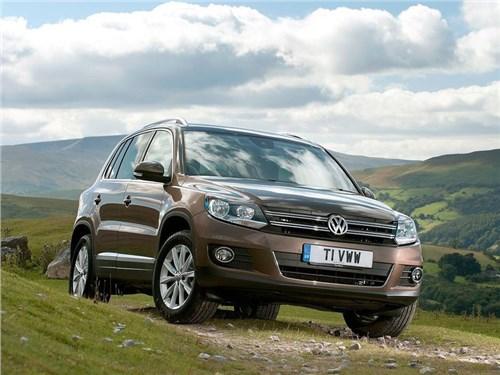 Volkswagen завершает серийное производство первого поколения Tiguan