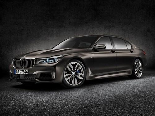 BMW открыл прием заказов на самую мощную версию 7-Series