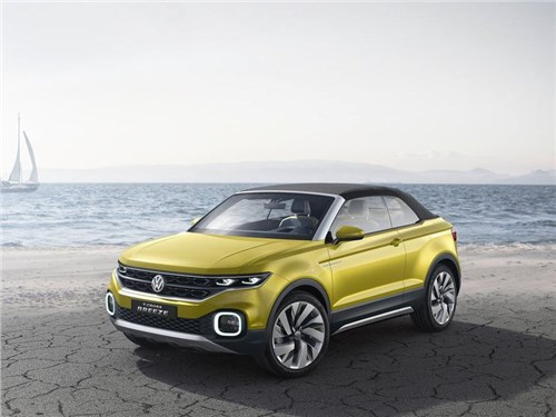 Кроссовер Volkswagen Polo дебютирует через два года