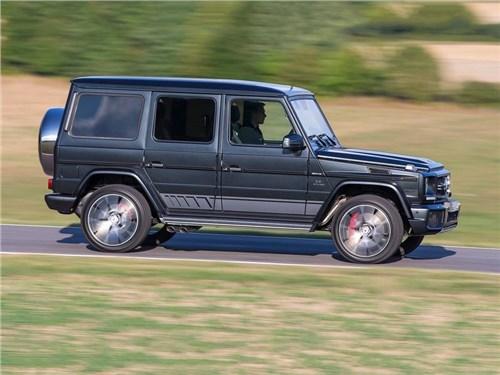 У проданных в России Mercedes-Benz G-класса очередные проблемы с качеством