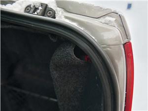 Skoda Octavia Tour багажник