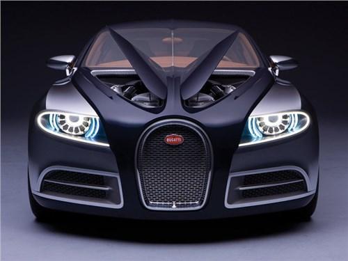 Новость про Bugatti - Bugatti готовится воплотить один из концептов