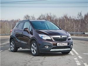 Opel Mokka 2013 вид спереди