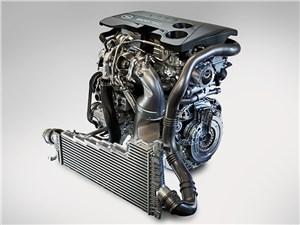 Новый бензиновый мотор везет неплохо, особенно если учесть скромный расход