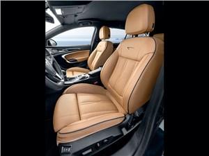 Opel Insignia Country Tourer 2014 передние кресла