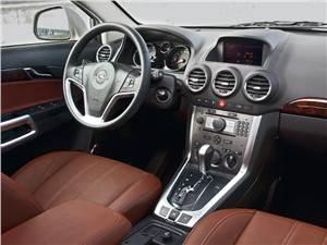 Opel Antara 2012 водительское место