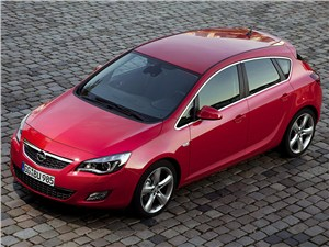 Авто с пробегом (Opel Astra, Ford Focus, Renault Megane II) Astra -