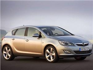 Немецкий гольф-класс на вторичном рынке (VW Golf IV, Audi A3, Ford Focus, Opel Astra, Mercedes-Benz A-Klasse) Astra