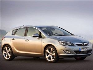 Opel Astra <br />(хэтчбек 5-дв.)