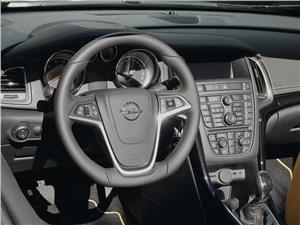 Opel Cascada 2013 водительское место
