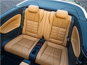 Opel Cascada 2013 задние кресла