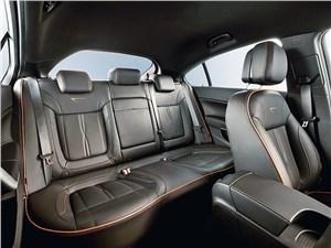 Opel Insignia 2012 задний диван