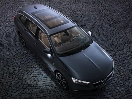 Новость про Opel Insignia - Opel пополнил семейство Insignia новым универсалом