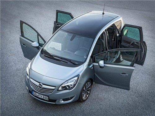 Новость про Opel Meriva - Opel отзывает почти шесть сотен своих автомобилей в России