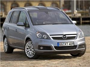 Удобно и практично (Ford Focus C-Max, Opel Zafira, VW Touran) Zafira