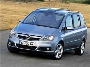 Удобно и практично (Ford Focus C-Max, Opel Zafira, VW Touran) Zafira -
