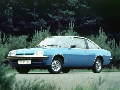 Opel Manta превратят в электрокар