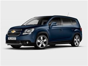 Chevrolet Orlando (минивэн)